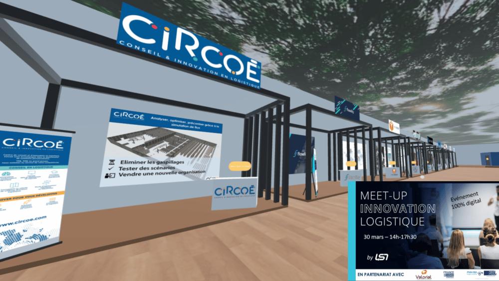 Meet up innovation logistique